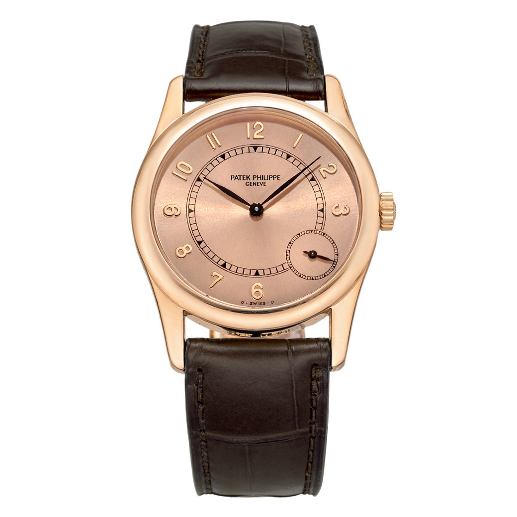 Calatrava Automatic Rose Gold (5000R)