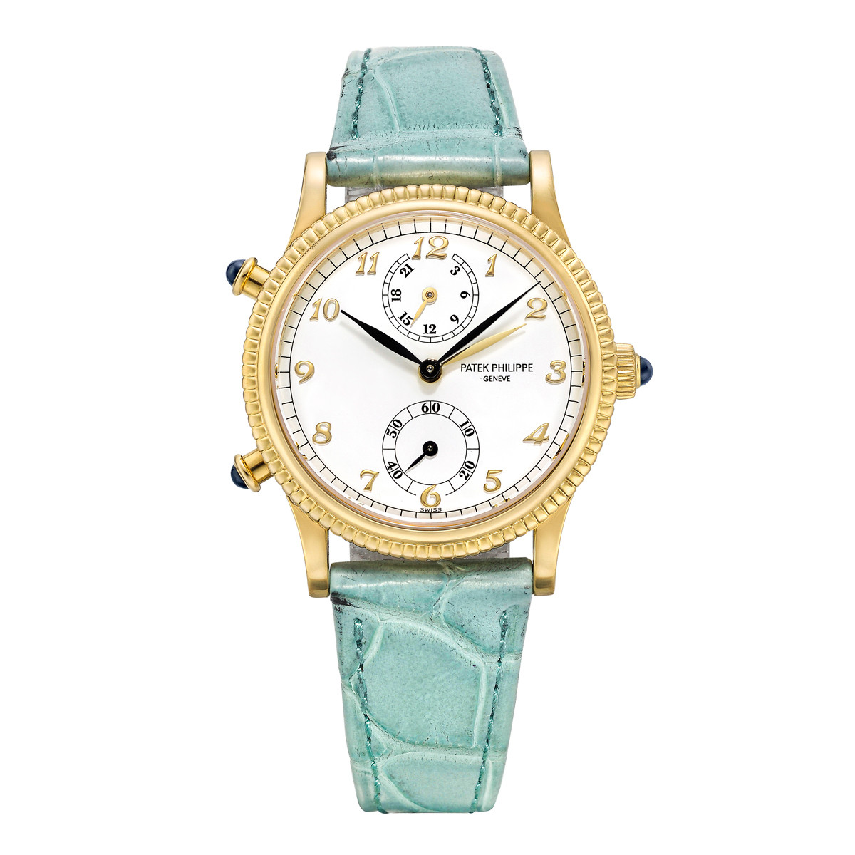 Travel Time Yellow Gold (4864J)