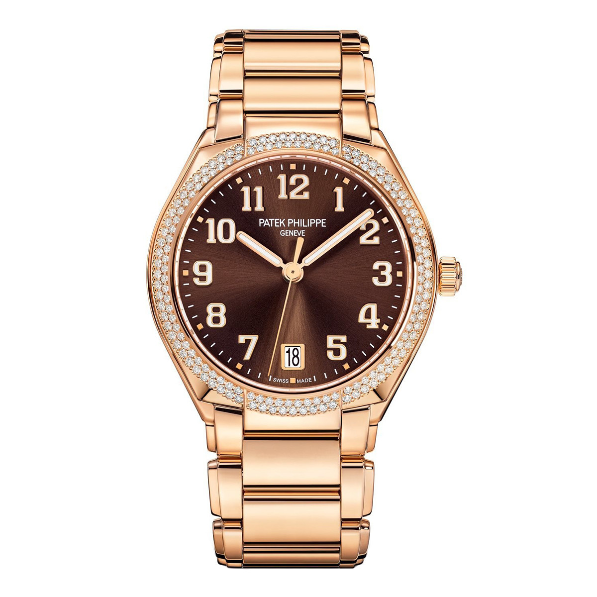 Twenty-4 Automatic Rose Gold (7300/1200R-001)