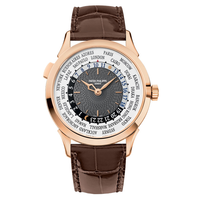 World Time Rose Gold (5230R-001)