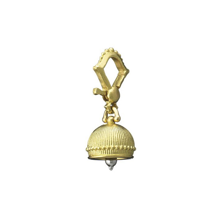 Mini 18k Gold Meditation Bell