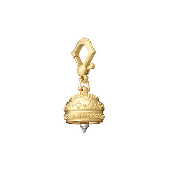 Extra Small 18k Gold Meditation Bell