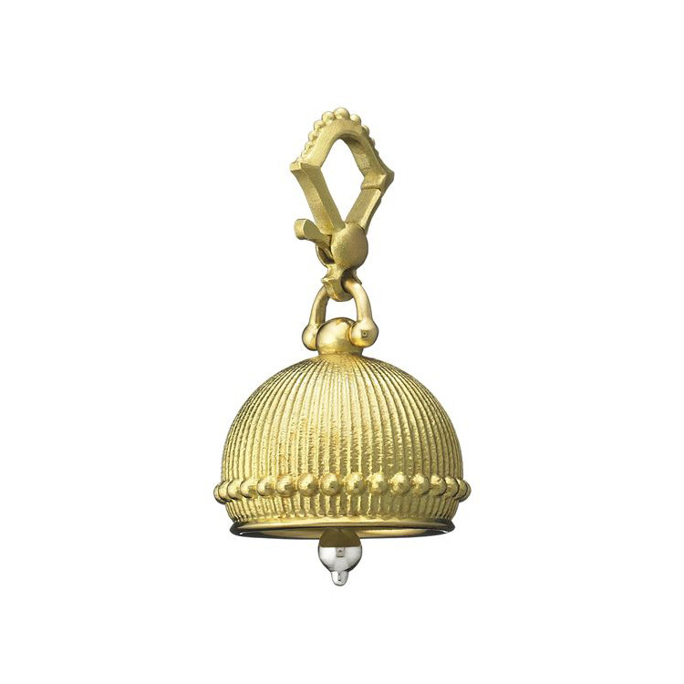 Medium 18k Gold Meditation Bell