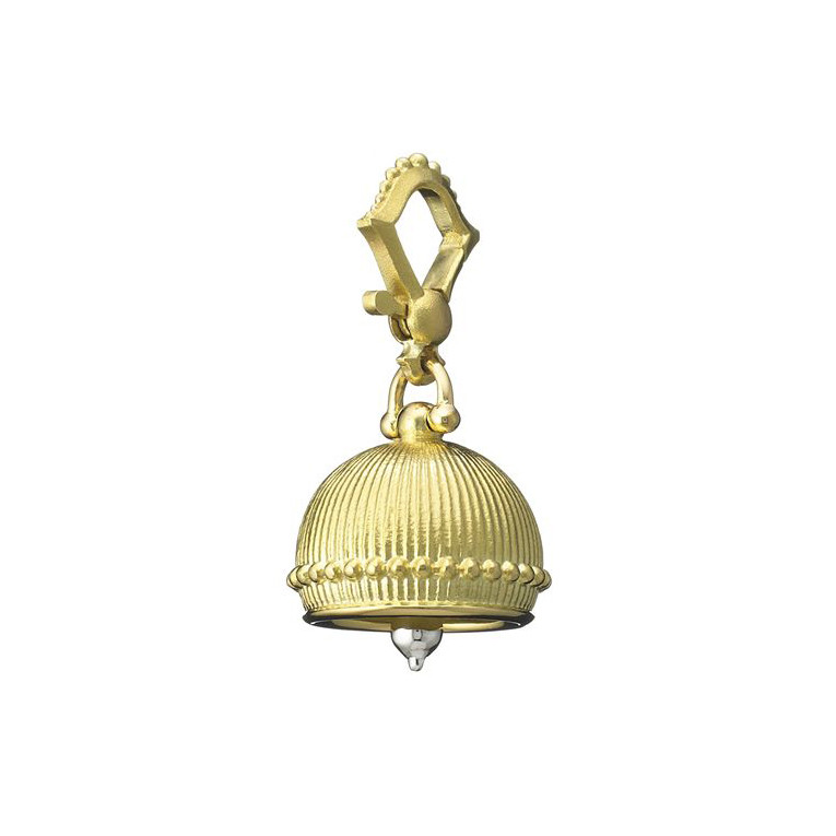 Small 18k Gold Meditation Bell