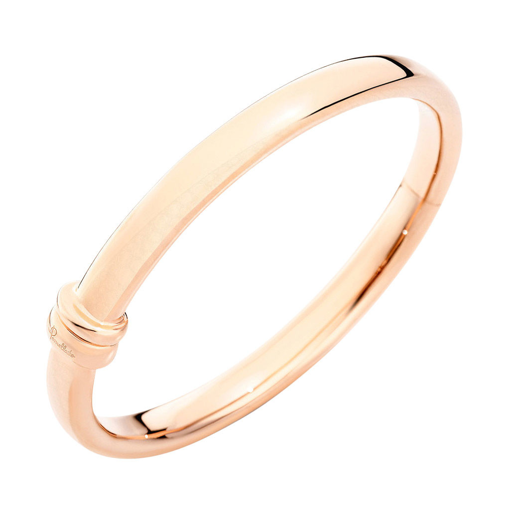 "18k Rose Gold ""Iconica"" Bangle Bracelet"