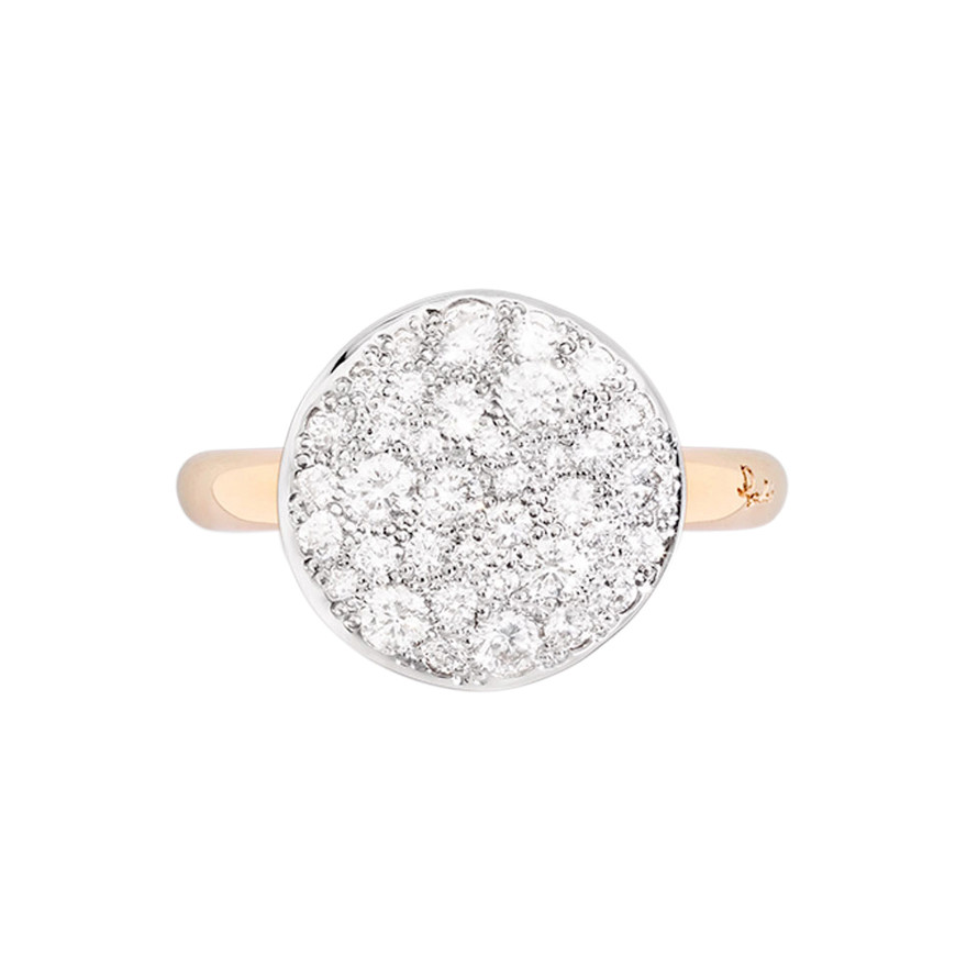 "Diamond ""Sabbia"" Ring"