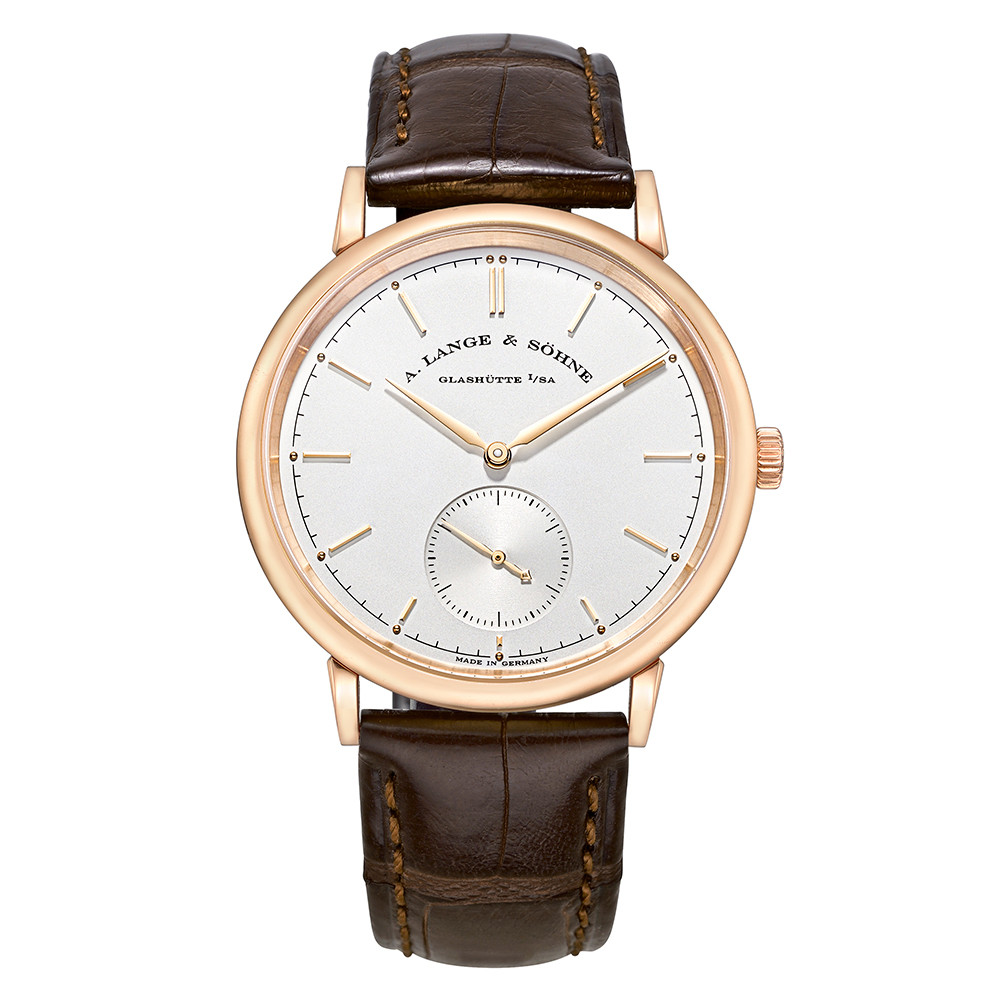 Saxonia Automatic Rose Gold (380.032)