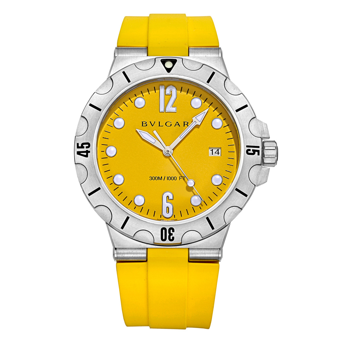 Diagono Scuba Yellow Steel (102788)