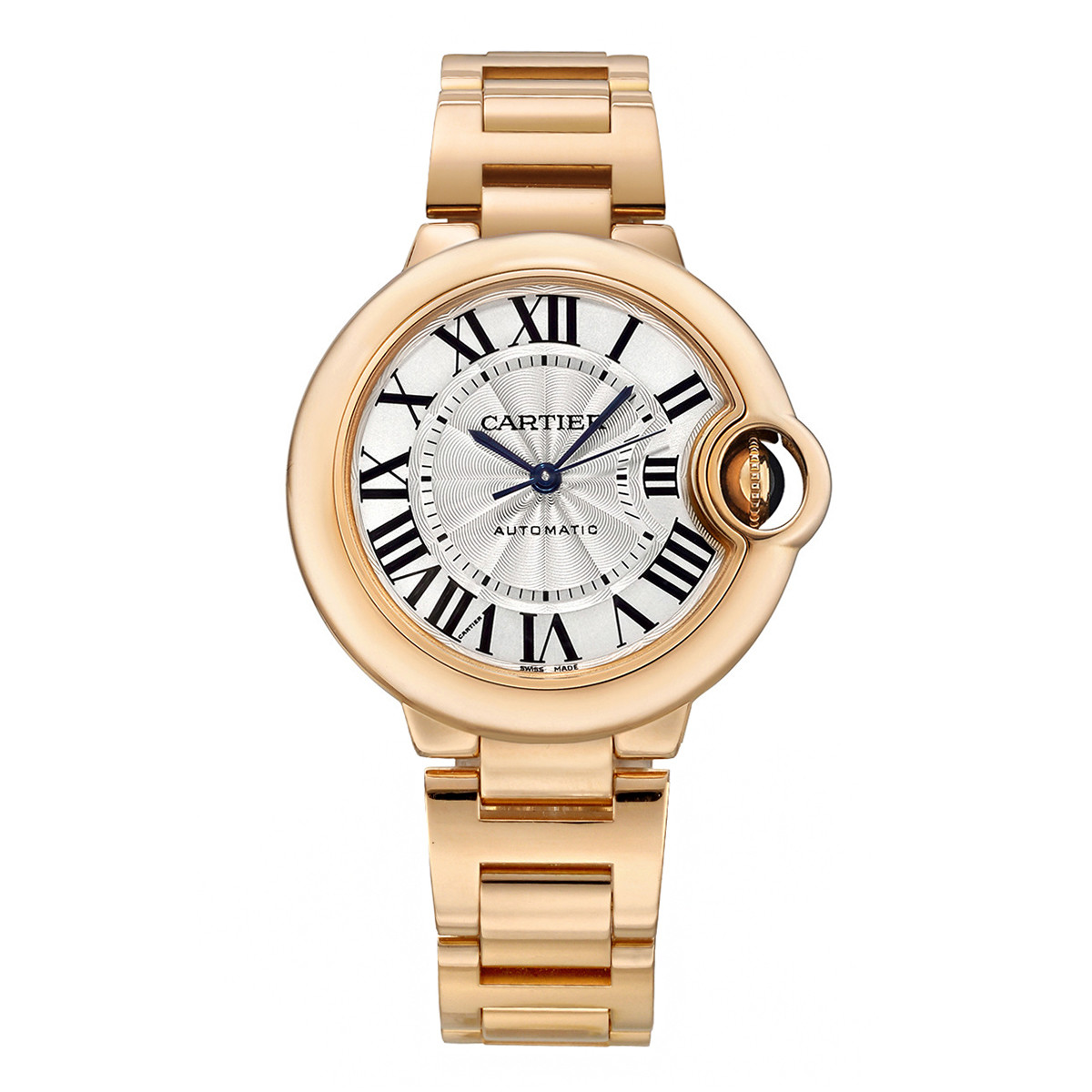 Ballon Bleu 33mm Rose Gold (W6920068)