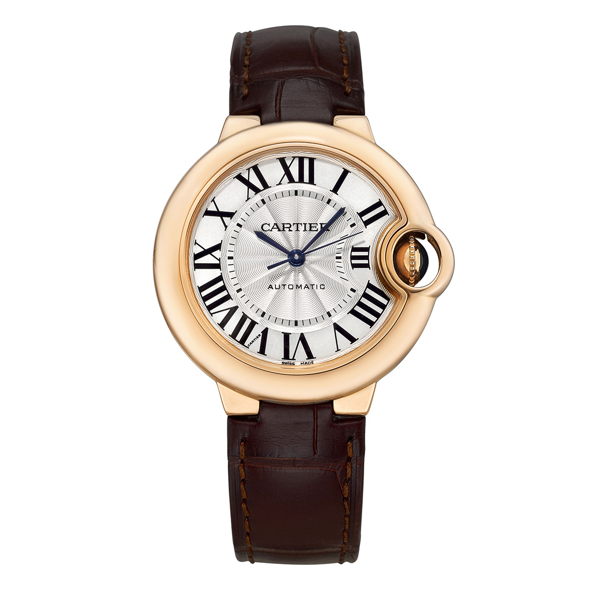 Ballon Bleu 33mm Rose Gold (W6920097)