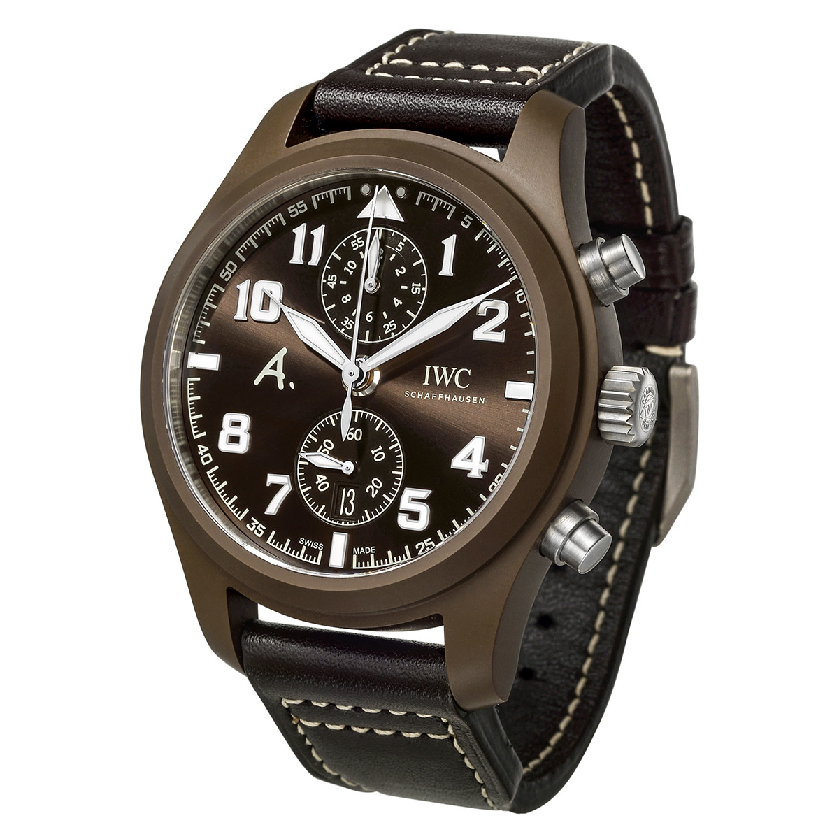 "Pilot's Watch Chronograph ""The Last Flight"" (IW388004)"