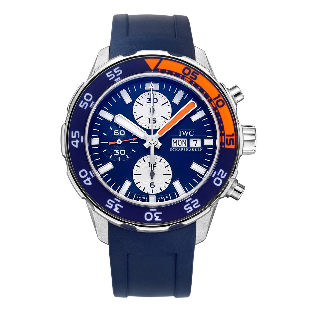 Aquatimer Chronograph Steel (IW376704)
