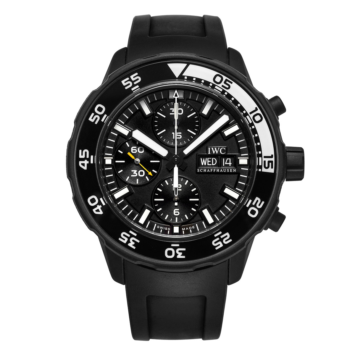"Aquatimer Chronograph ""Galapagos Islands"" (IW376705)"