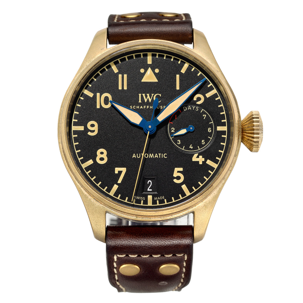 Big Pilot's Watch Heritage Bronze (IW501005)