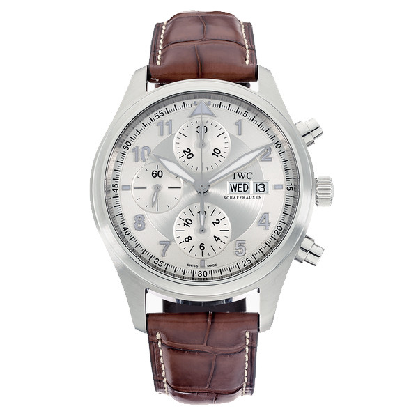 Spitfire Chrono-Automatic Steel (IW371702)