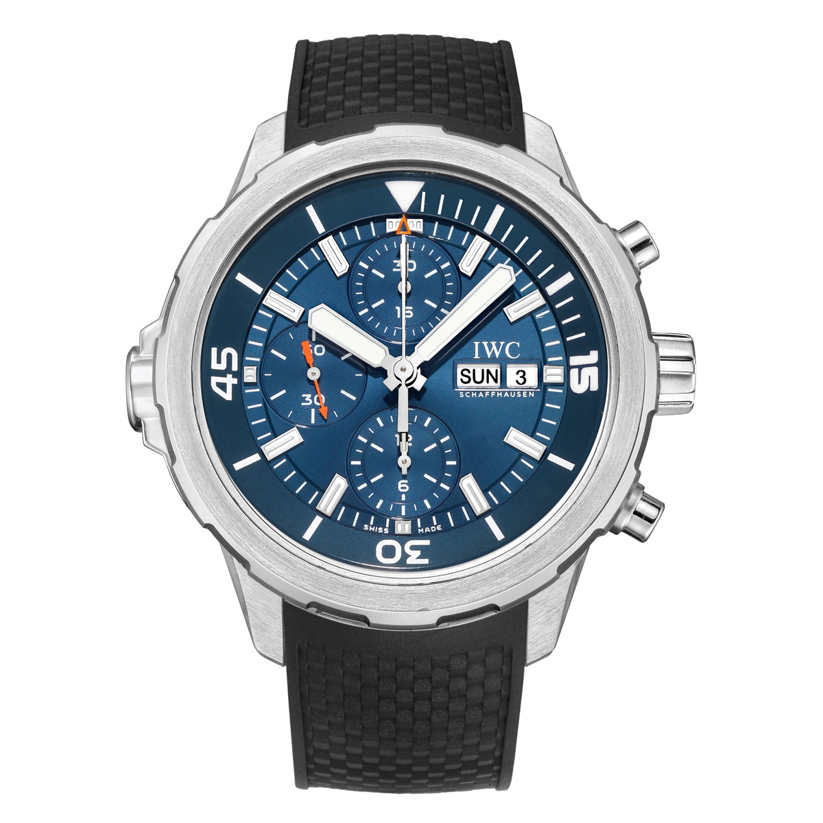 "Aquatimer Chronograph ""Jacques-Yves Cousteau"" (IW376805)"