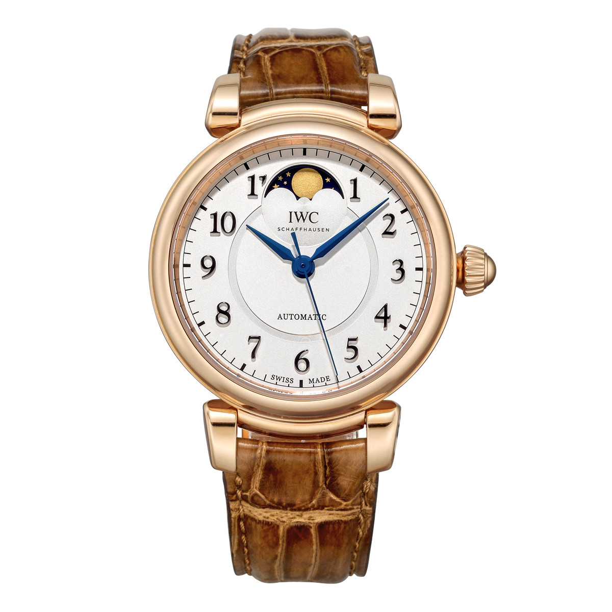 Da Vinci Moon Phase 36 Rose Gold (IW459308)