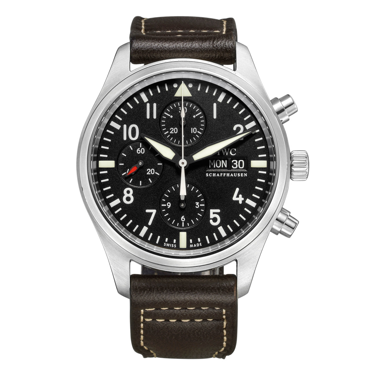Pilot's Watch Chronograph Steel (IW371701)