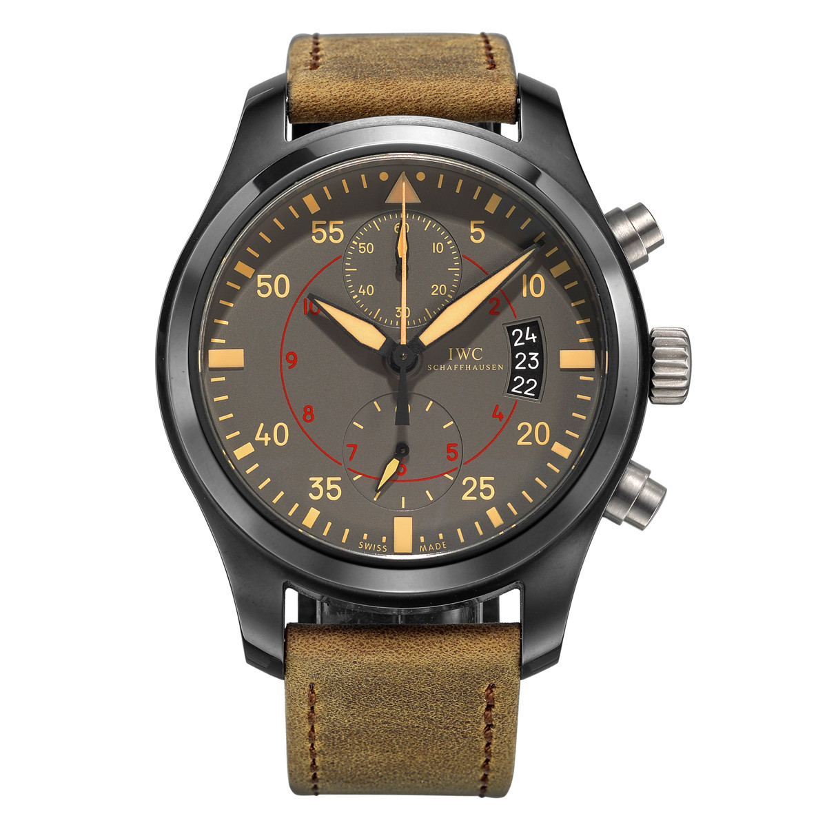 "Pilot's Watch Chronograph ""TOP GUN Miramar"" Ceramic (IW388002)"