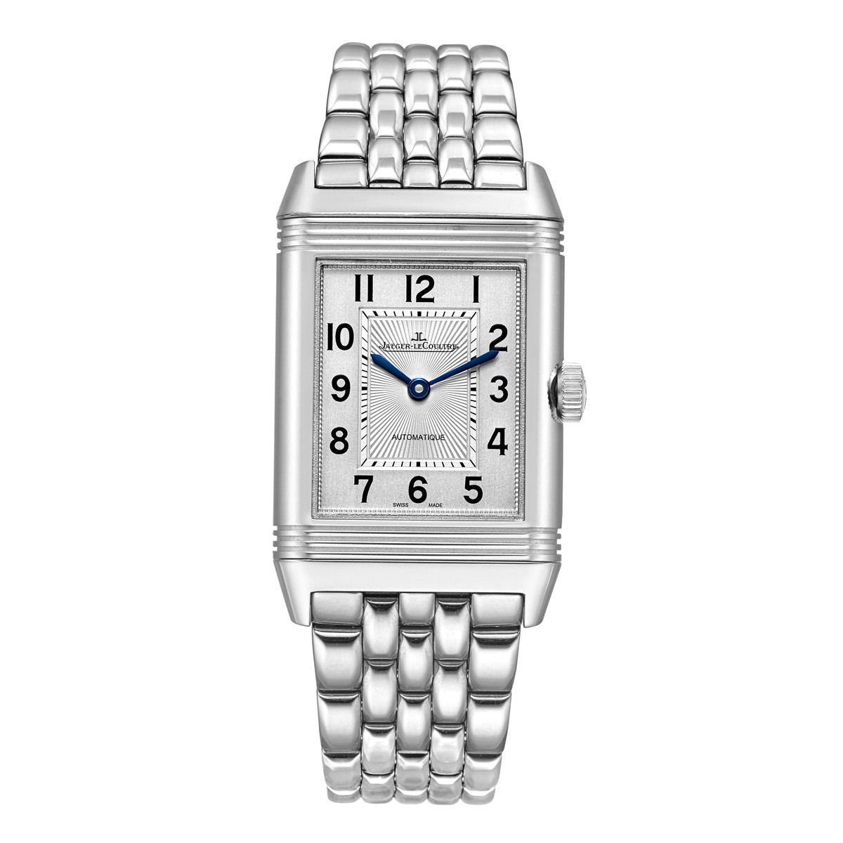 Reverso Classic Medium Duetto Steel (2578120)