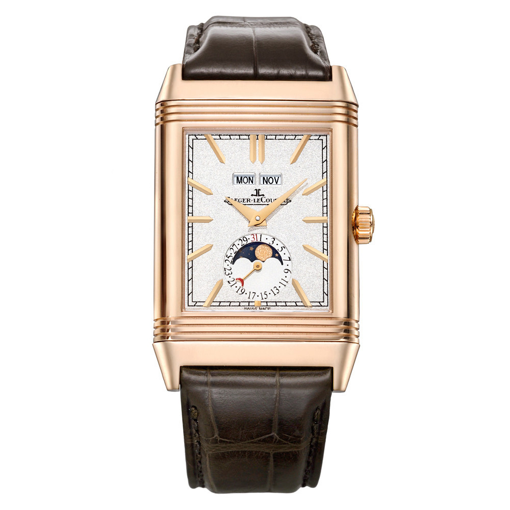 Reverso Tribute Calendar Rose Gold (3912420)