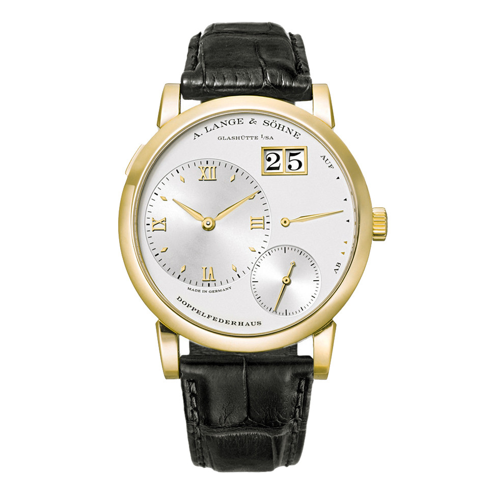 Lange 1 Yellow Gold (101.021)