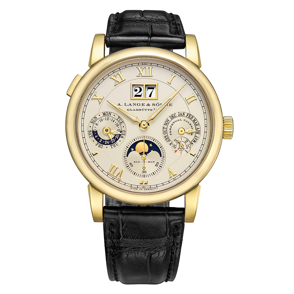 Langematik Perpetual Yellow Gold (310.021)