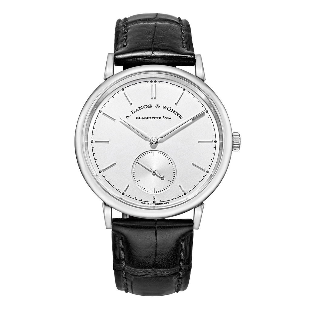 Saxonia 37 White Gold (216.026)
