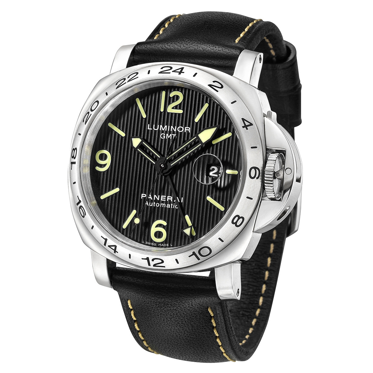 Luminor GMT Steel (PAM00029)