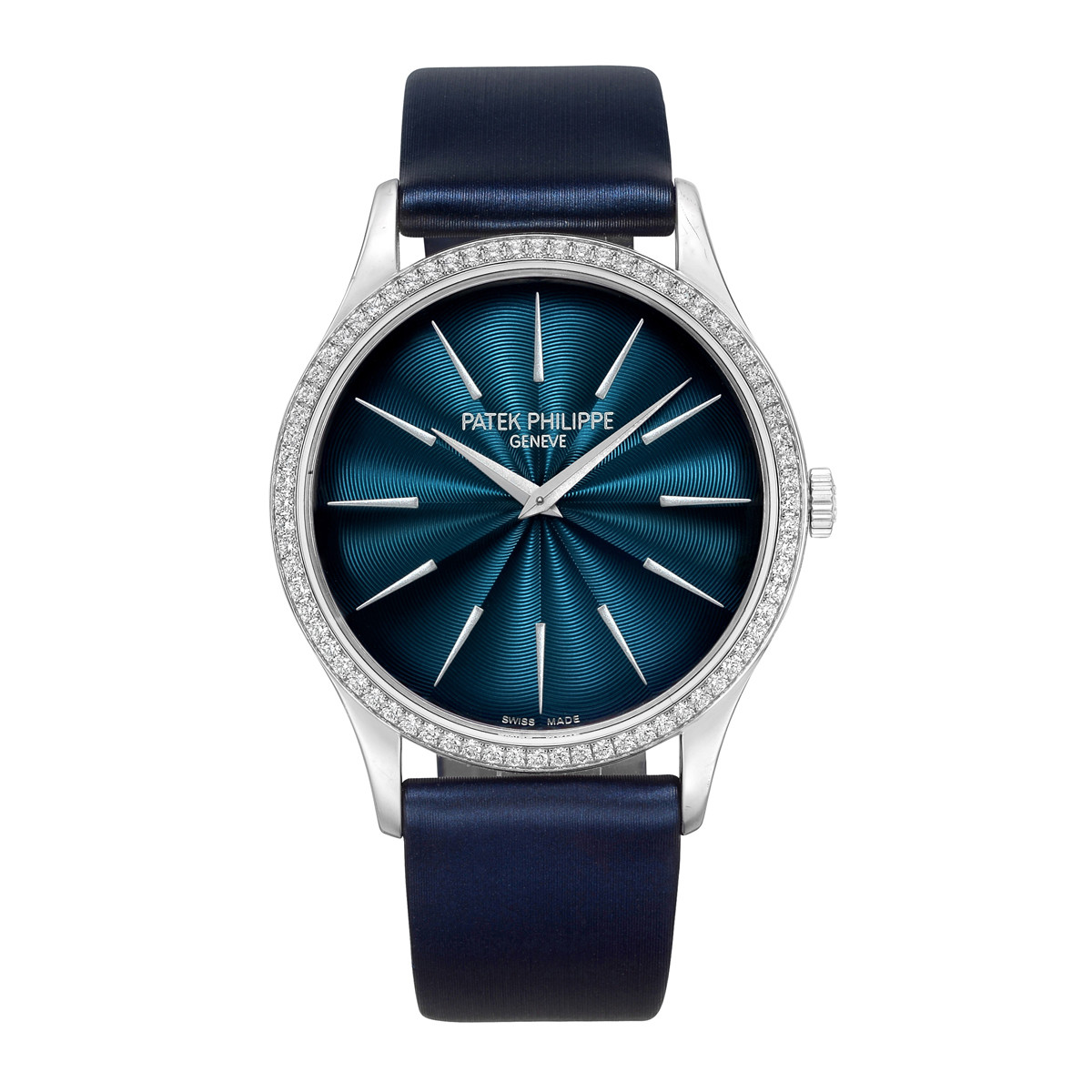 Ladies' Calatrava White Gold (4896G)