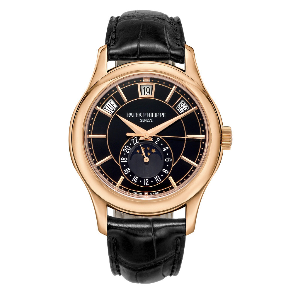 Annual Calendar Rose Gold (5205R-010)