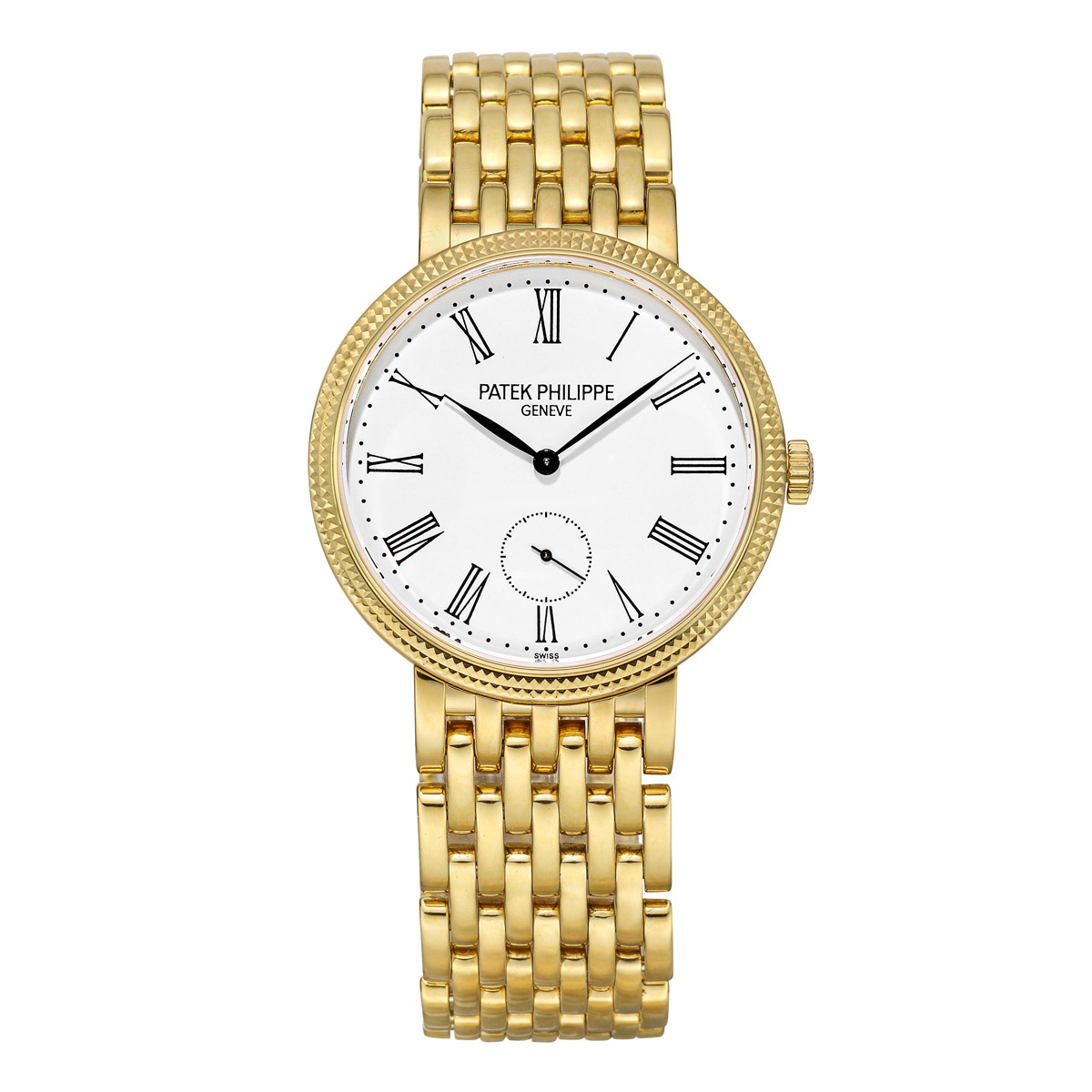 Ladies' Calatrava Yellow Gold (7119/1J-012)