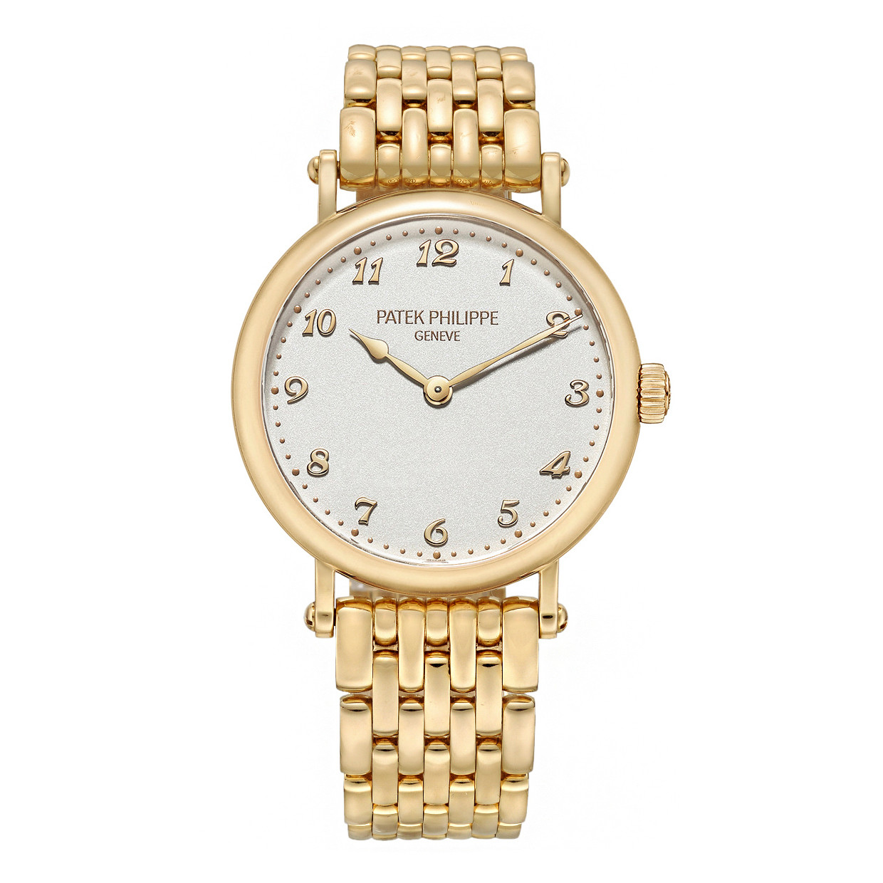 Ladies' Calatrava Rose Gold (7200/1R-001)