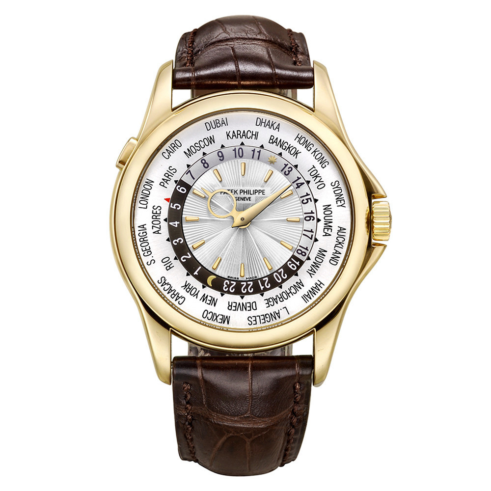 World Time Yellow Gold (5130J-001)