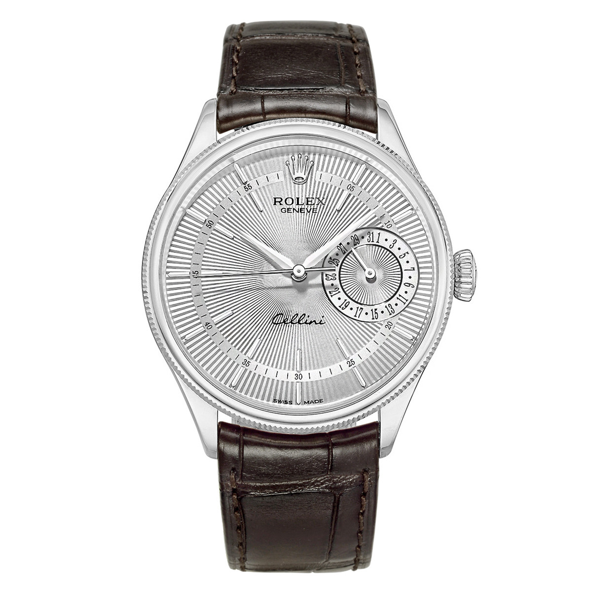 Cellini Date White Gold (50519)