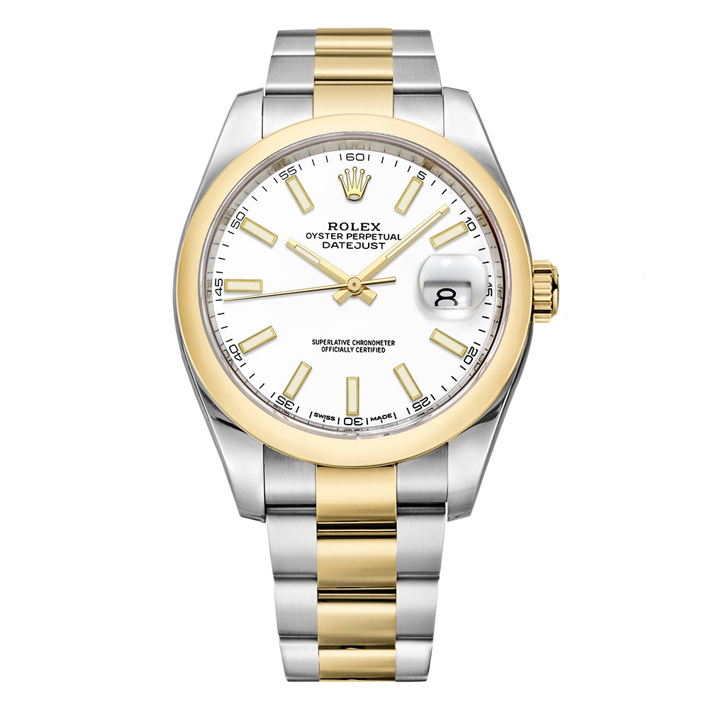Datejust 41 Yellow Rolesor (126303)