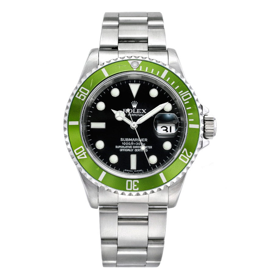 Submariner Date Steel (16610V)