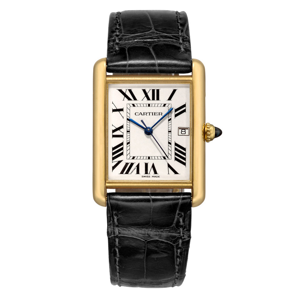 Tank Louis Cartier Large Yellow Gold (W1529756)