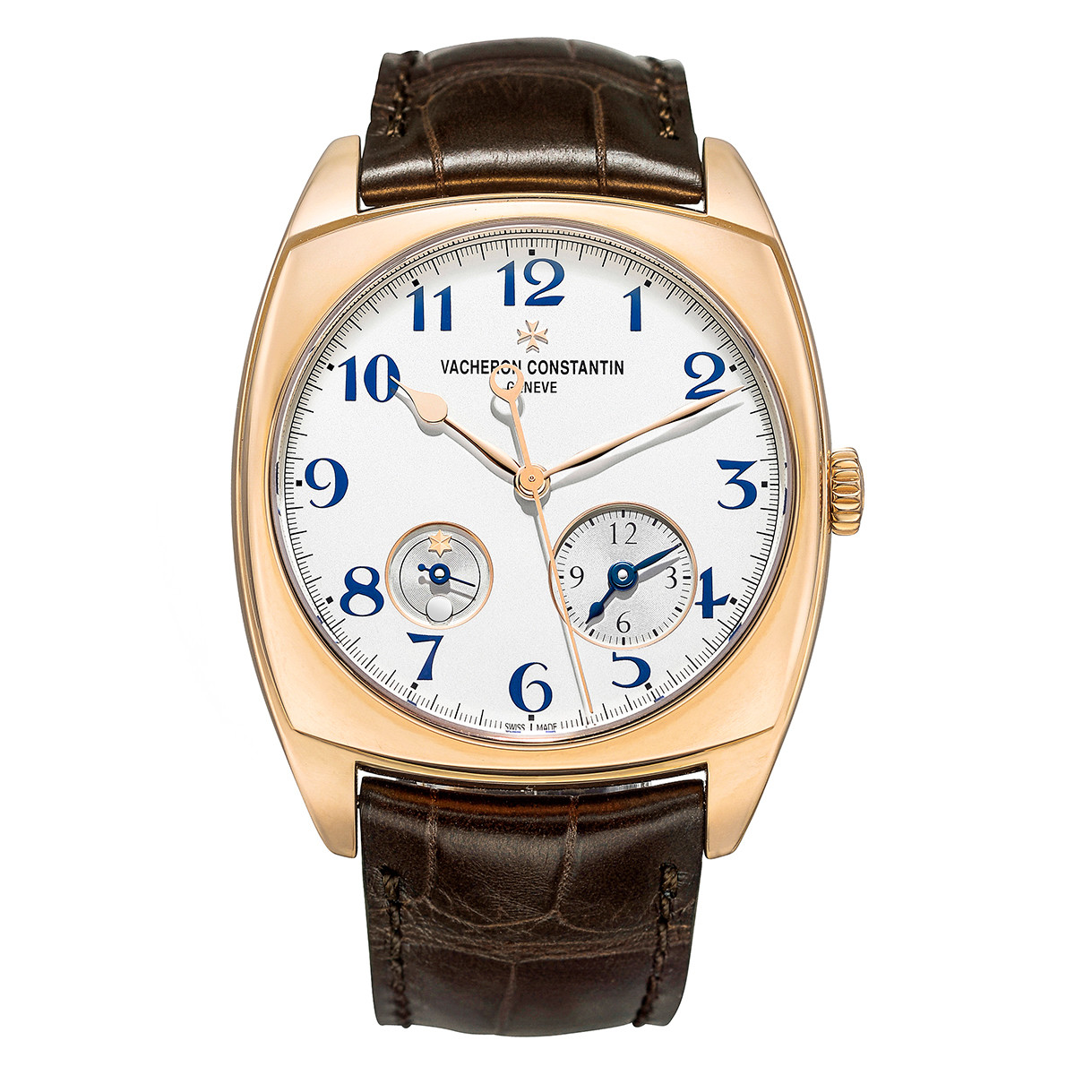 Harmony Dual Time Rose Gold (7810S/000R-B141)