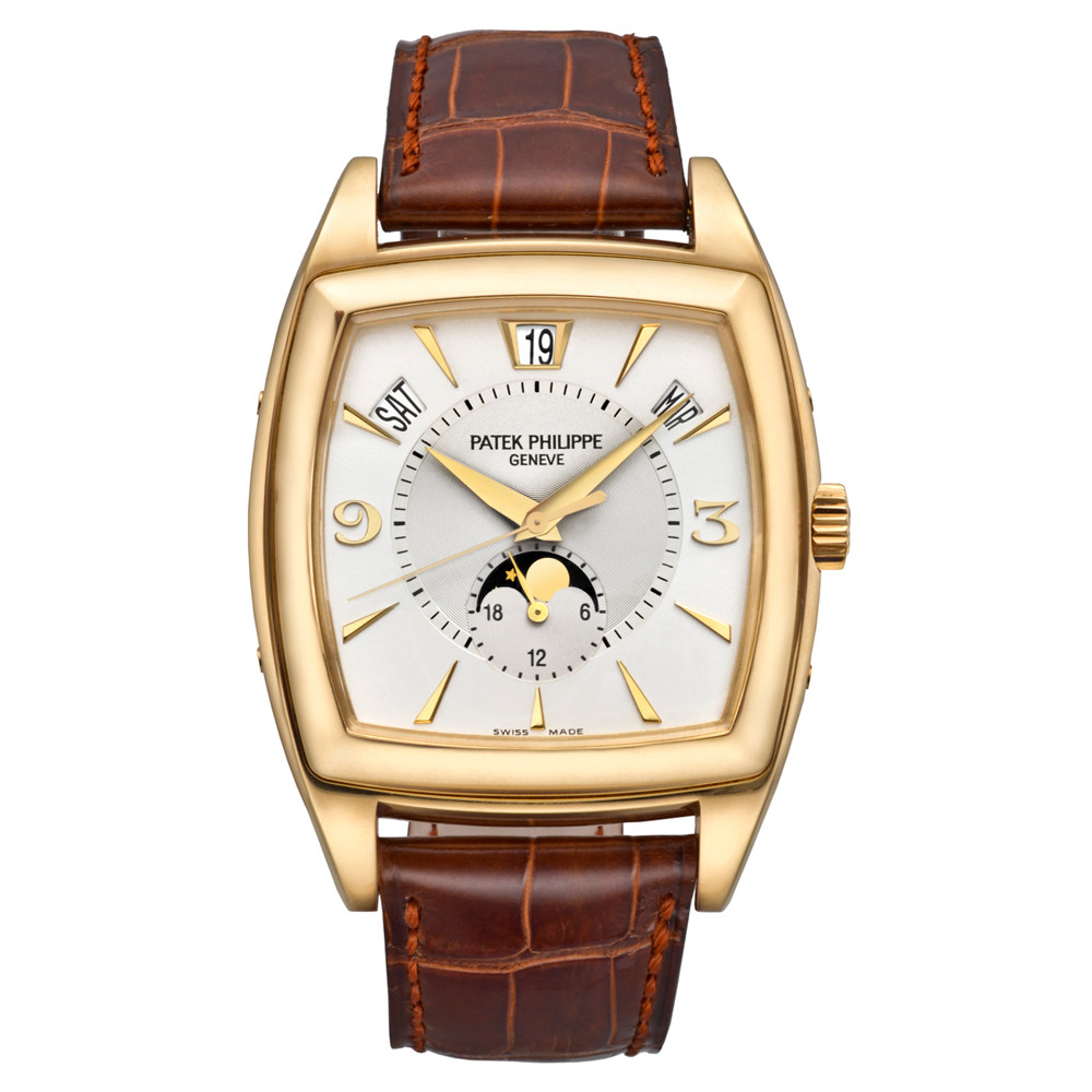Gondolo Calendario Yellow Gold (5135J)