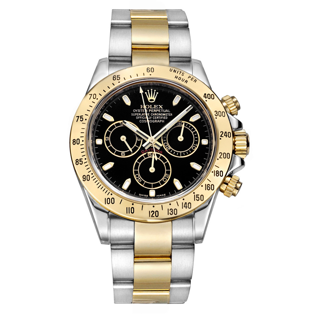 Daytona Cosmograph Steel & Yellow Gold (116523)