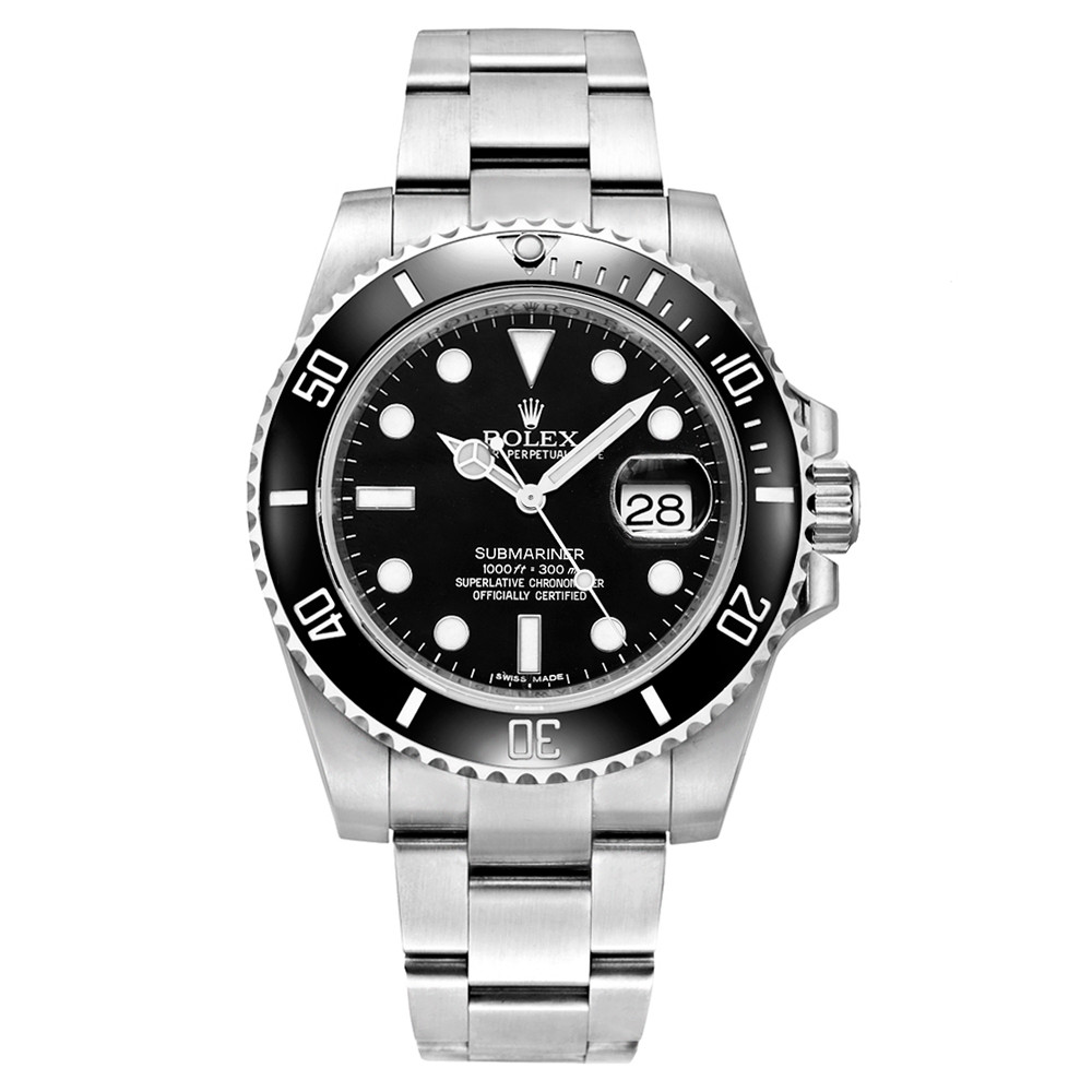 Submariner Date Steel (116610)