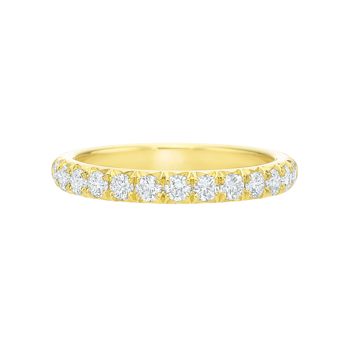 Round Brilliant Diamond Eternity Band (1.00ct tw)