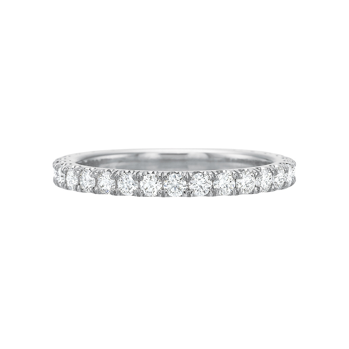 Round Brilliant Diamond Eternity Band (0.70ct tw)