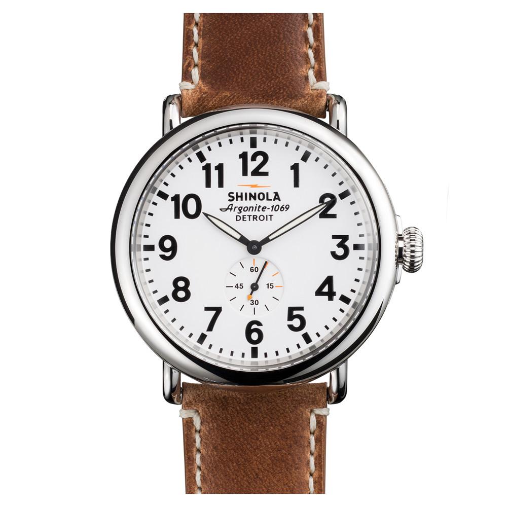 Runwell 47mm Steel (S0110000010)