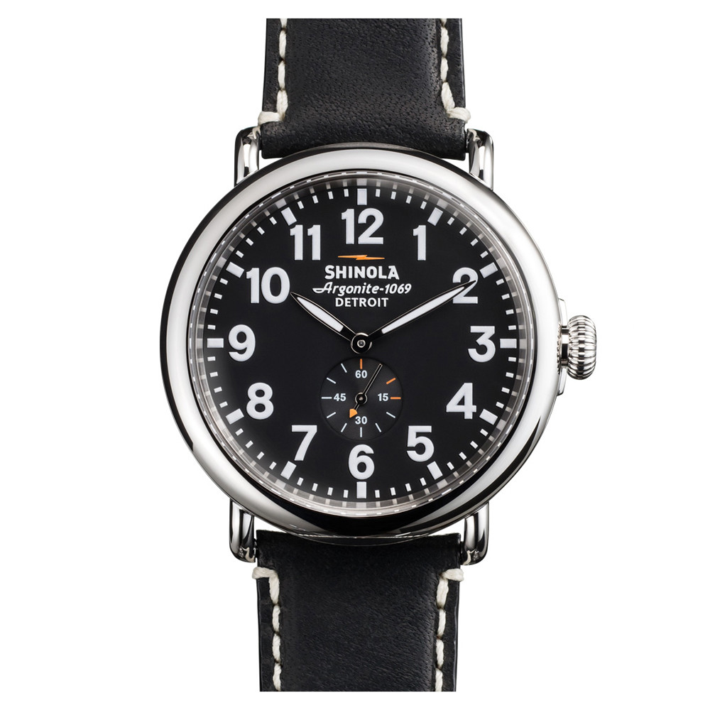 Runwell 47mm Steel (S0110000012)