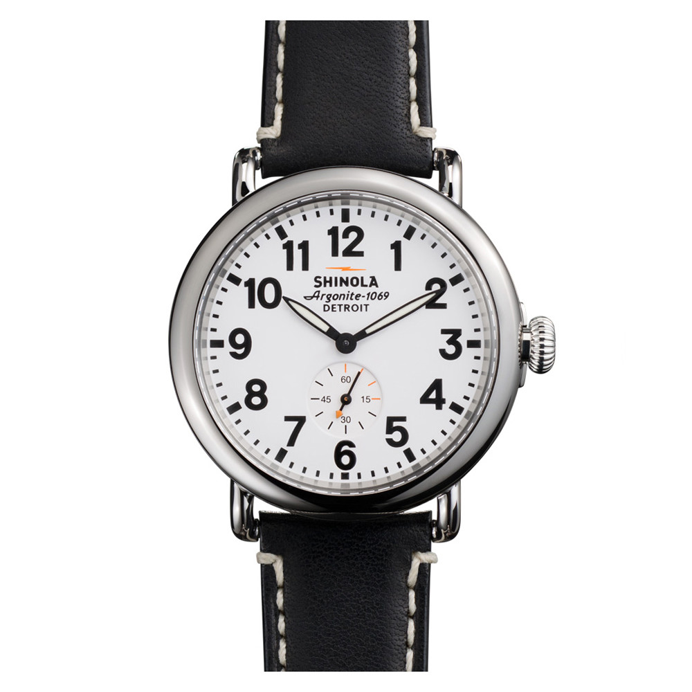 Runwell 41mm Steel (S0110000019)
