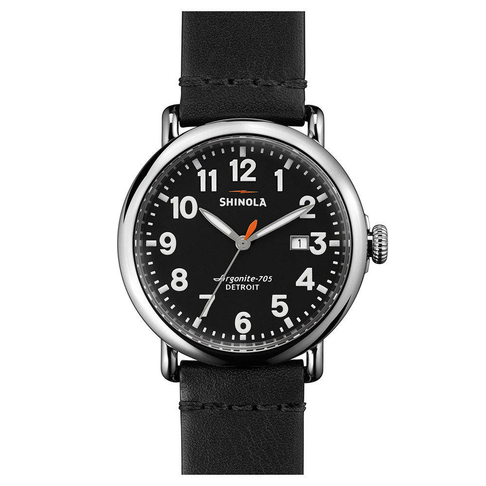 Runwell 41mm Steel (S0110000114)