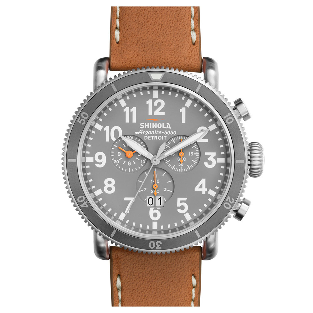 ​Runwell Sport Chronograph 48mm Steel (S0120001121)