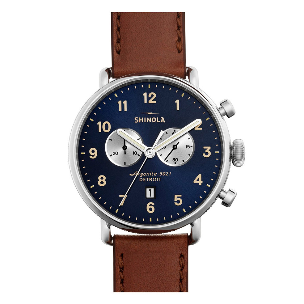 Canfield Chronograph 43mm Steel (S0120001940)